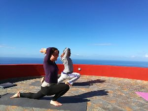 Slow Flow Yoga Personal Training