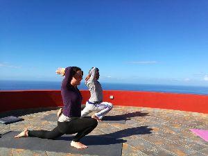 Slow Flow Yoga Personal Training