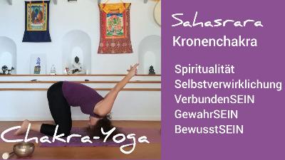 Kronenchakra-Yoga