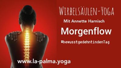 Wirbelsäulen-Yoga... Morgenflow