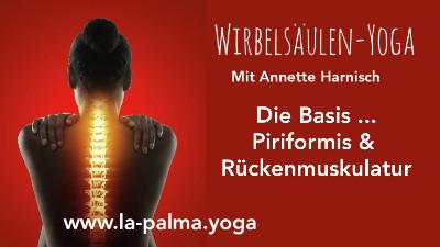 Wirbelsäulen-Yoga... Piriformis & RückenmuskulaturPiriRück